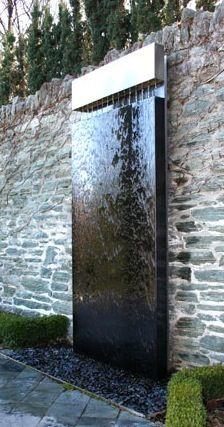 Water Walls Botanica