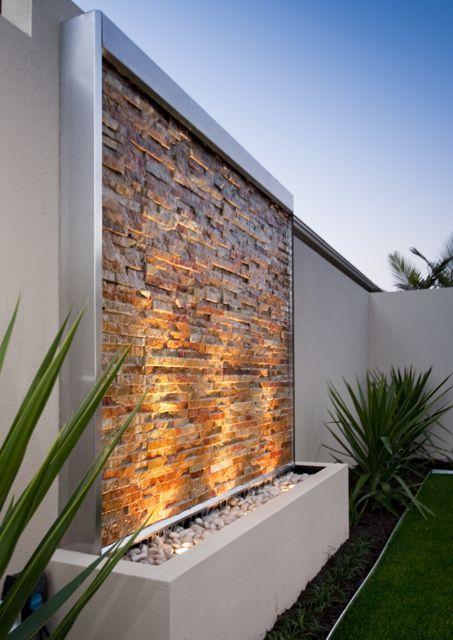 water-wall-stone-illuminated